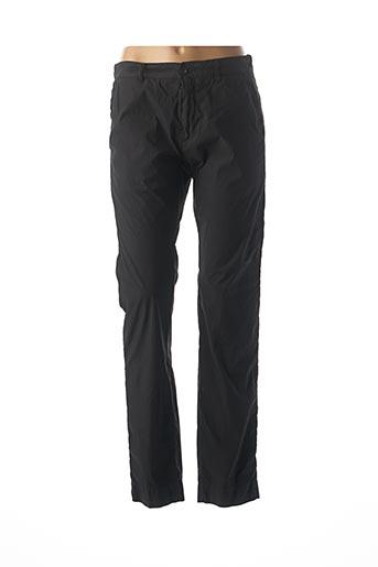 Pantalon casual noir C.P. COMPANY pour femme
