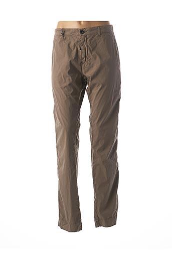 Pantalon casual vert C.P. COMPANY pour femme