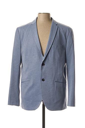 Veste chic / Blazer bleu JACK & JONES pour homme