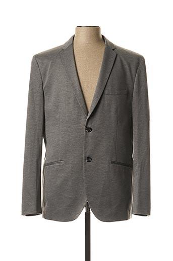 Veste chic / Blazer gris JACK & JONES pour homme