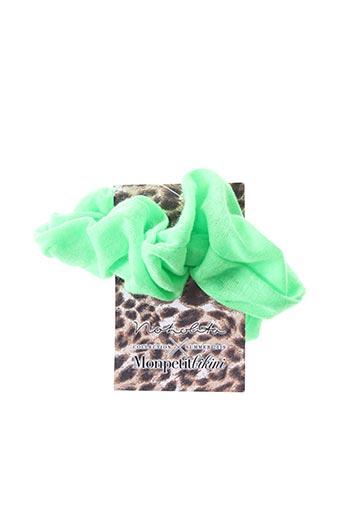 Accessoire pour cheveux vert NOHOLITA MON PETIT BIKINI pour femme