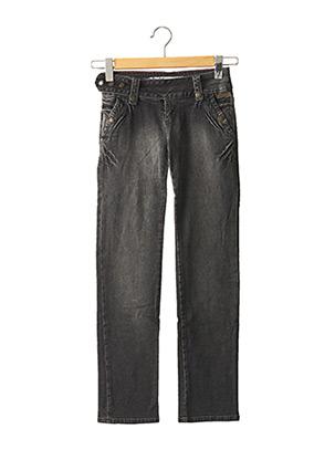 Jeans coupe slim noir DDP pour fille
