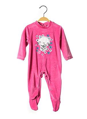 Pyjama rose TUC TUC pour garçon