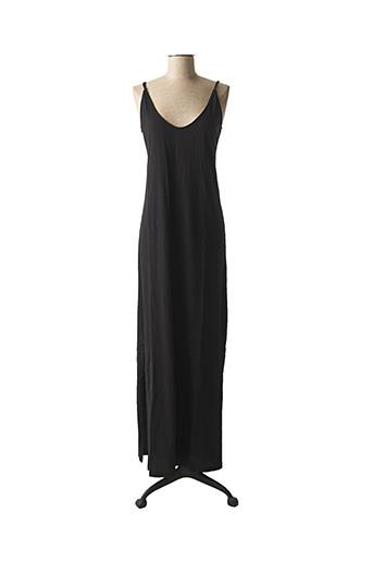 Robe longue noir OSANNA CREAZIONE pour femme
