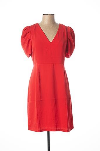 Robe courte rouge LES P'TITES BOMBES pour femme