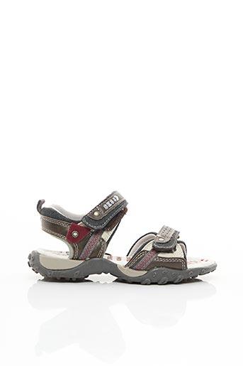 Sandales/Nu pieds marron SK8 pour garçon
