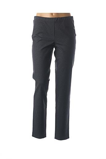 Pantalon casual bleu DIVAS pour femme