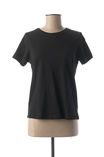 T-shirt manches courtes noir ASOS pour femme