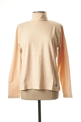 T-shirt manches longues beige ERIC TABARLY pour femme