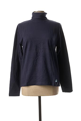 T-shirt manches longues bleu ERIC TABARLY pour femme