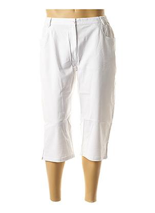 Corsaire blanc CLOUD'S pour femme