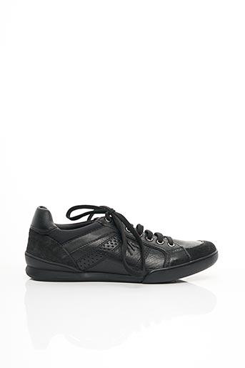 Baskets noir GEOX pour homme