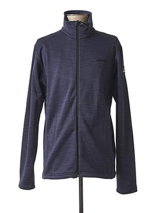 Veste casual bleu EIDER pour homme
