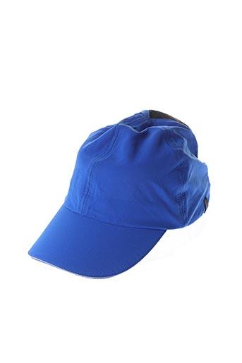 Casquette bleu EIDER pour unisexe