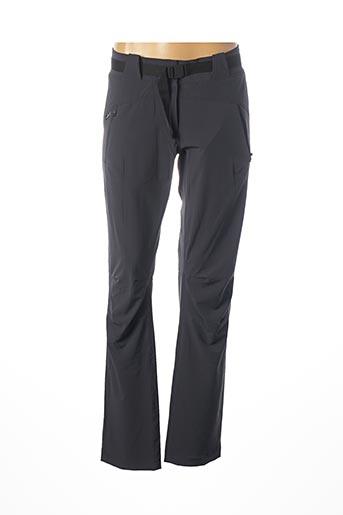 Pantalon casual gris EIDER pour femme