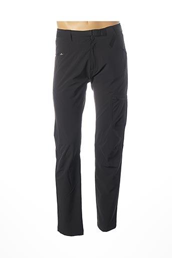 Pantalon casual noir EIDER pour homme