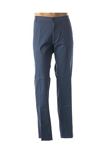 Pantalon casual bleu EASY MAXFORT pour homme