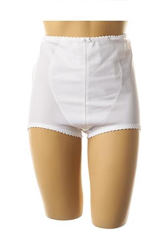 Culotte gainante blanc BESTFORM pour femme