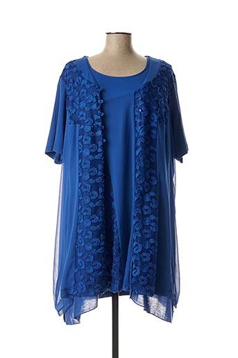 Twin-set bleu X-TWO pour femme