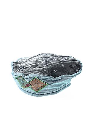 Bonnet bleu GANTEB'S pour femme