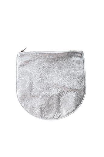 Pochette gris BAGGU pour femme