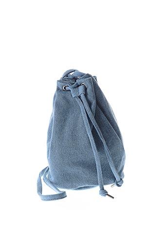 Sac bleu BAGGU pour femme