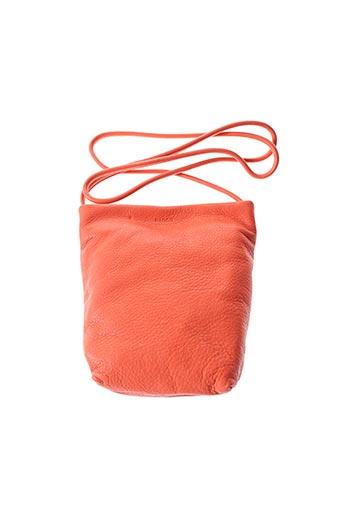 Sac orange BAGGU pour femme