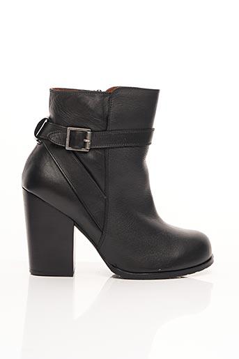 Bottines/Boots noir JONAK pour femme