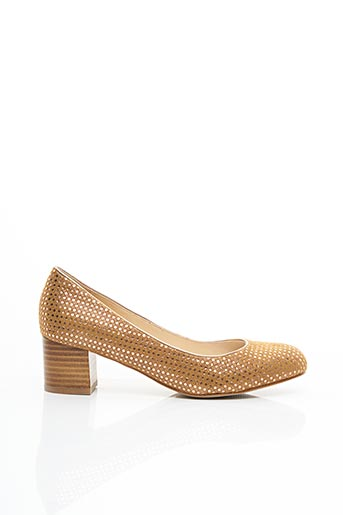 Chaussures bâteau marron MELLOW YELLOW pour femme