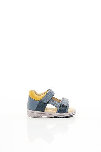 Sandales/Nu pieds bleu KICKERS pour garçon