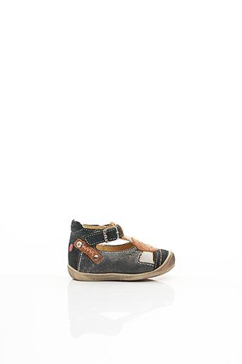 Sandales/Nu pieds noir GBB pour garçon