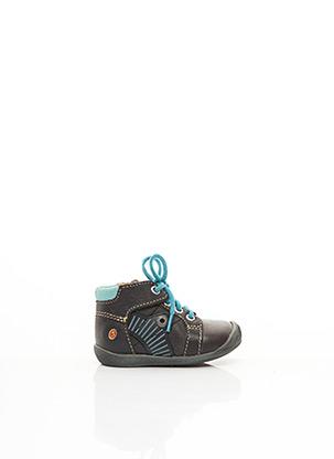 Bottines/Boots marron GBB pour garçon