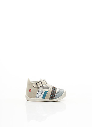 Sandales/Nu pieds beige GBB pour garçon