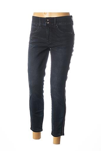 Pantalon 7/8 bleu SALSA pour femme