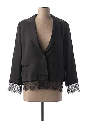 Veste chic / Blazer noir TWINSET pour femme
