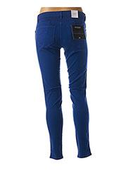 Jeans skinny bleu GUESS pour femme seconde vue