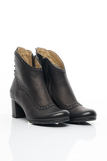 Bottines/Boots noir DKODE pour femme