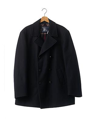 Manteau court bleu BURBERRY pour homme
