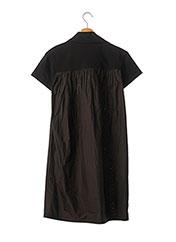 Robe mi-longue noir DRIES VAN NOTEN pour femme seconde vue