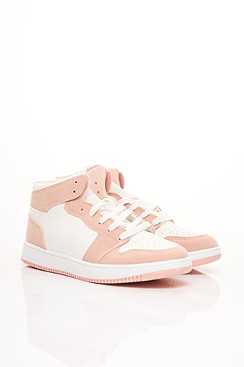 Baskets rose CLAROSA pour femme