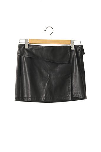 Mini-jupe noir N°21 pour femme