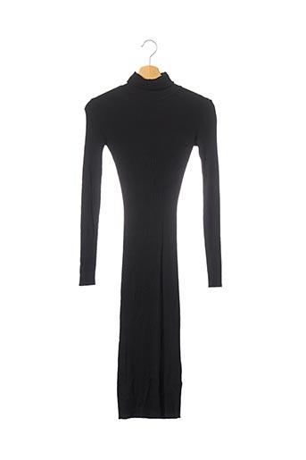 Robe pull noir ZIGN pour femme