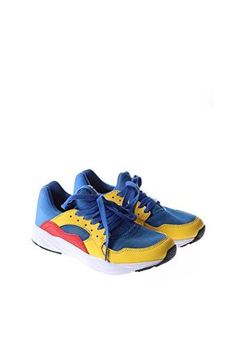 Baskets bleu LIDL pour femme