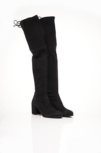 Bottes noir STUART WEITZMAN pour femme