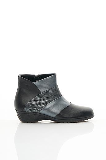 Bottines/Boots gris ARIMA pour femme