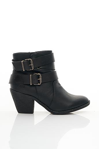 Bottines/Boots noir BLOWFISH pour femme