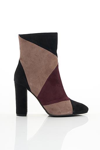 Bottines/Boots rose BRUNO PREMI pour femme
