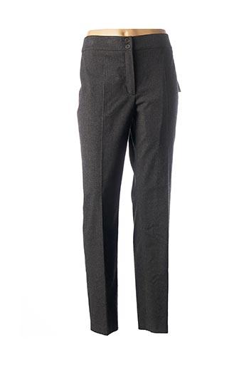 Pantalon chic gris BARBARA LEBEK pour femme