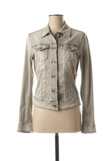 Veste casual gris REPLAY pour femme