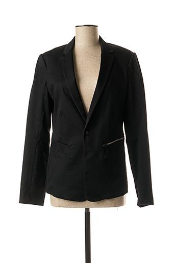 Veste chic / Blazer noir G STAR pour femme